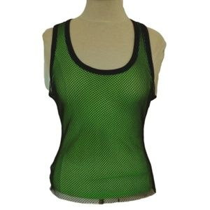 *3 for $25* Buffalo Mesh/Neon Tank NWT- Size Small